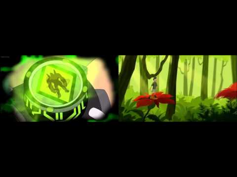 Ben 10 And Wild Kratts Theme Song Mix