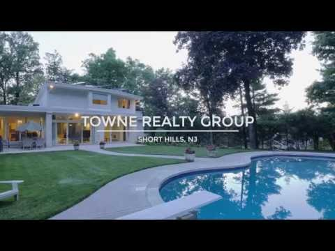 Short Hills NJ Luxury Real Estate: 6 Bedroom, 7.1 Bath Home for Sale