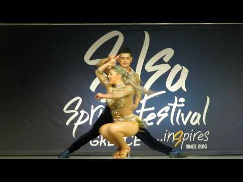 Ricardo & Karen (Chile/Argentina) @8th Salsa Spring Festival