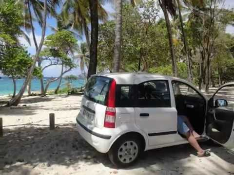 DA-RC Guadeloupe IOTA Tour ....(compilation video)