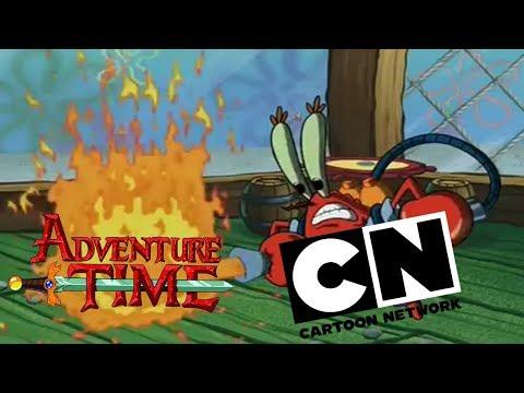 Cartoon Network in a Nutshell