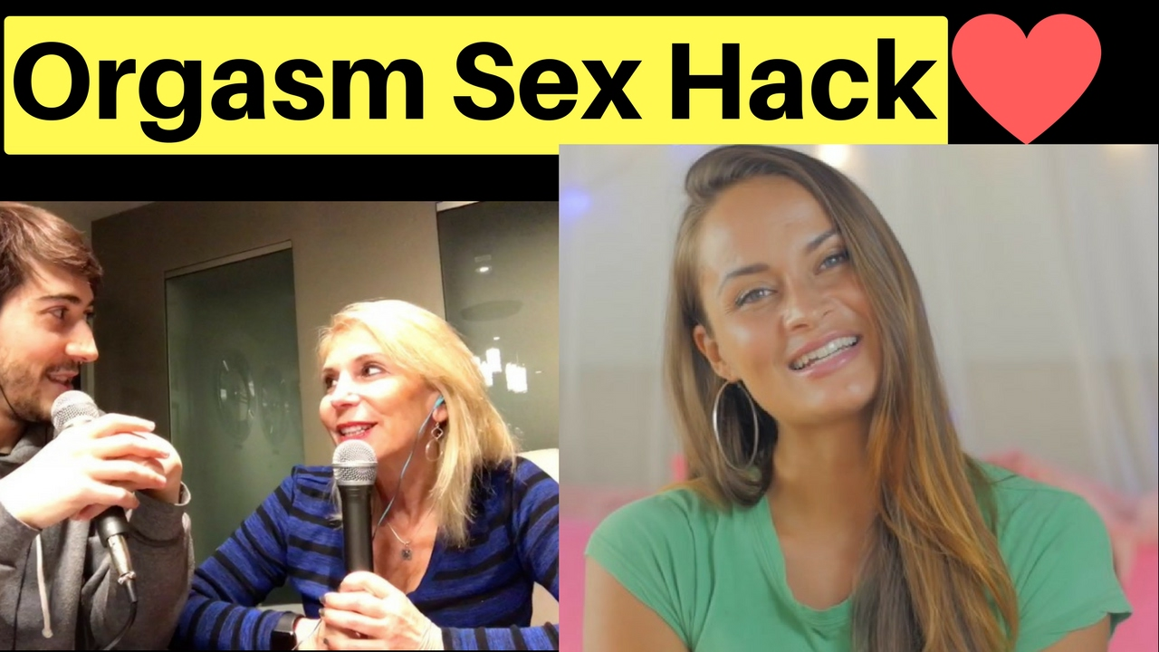 Sex Talk With My Mom Reaction Video Orgasm  Self -2293