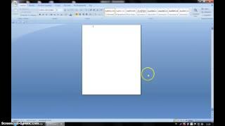 видео Создание документов в текстовых редакторах