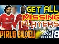 How To Get Unavailable Players In Dream League Soccer 18 Get Players Like Pirlo Balotelli mp3