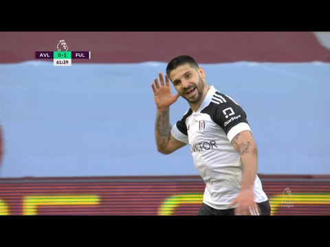 Aston Villa Fulham Goals And Highlights