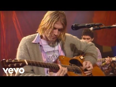 Nirvana - About A Girl:歌詞+中文翻譯