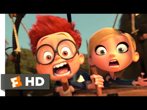 Mr. Peabody & Sherman (2014) - The Flying Machine Scene (5/10) | Movieclips