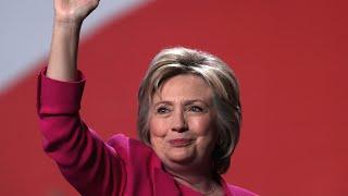 Watch Hillary Clinton's Full Democratic Convention Speech