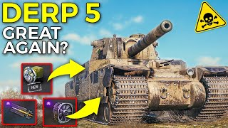 Making TYPE 5 Great Again!? | World of Tanks Type 5 Heavy New Equipment Gameplay