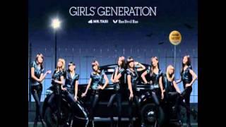 SNSD - Mr. Taxi HQ (Japanese Lyrics)