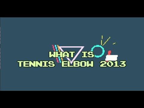 What Is: Tennis Elbow 2013  Game
