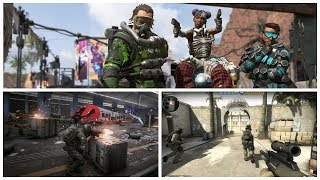 Apex Legends создали на основе недоделанного Titanfall 3 | Игровые новости