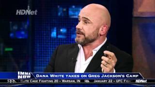 Inside MMA 501 - Greg Jackson vs Dana White