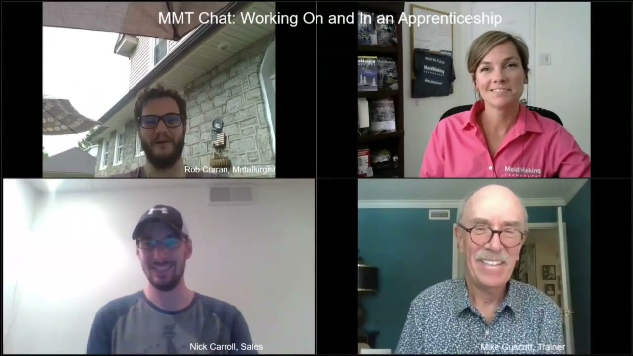 Video: Working On and In An Apprenticeship Program