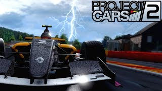 Starker Regen in SPA im Formel Renault | Project CARS 2 Gameplay German | Lets Play 4K 60FPS Deutsch