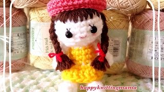編みぐるみアルバム①【crochet world#5】happyknittingmama/ハピママ Portfolio