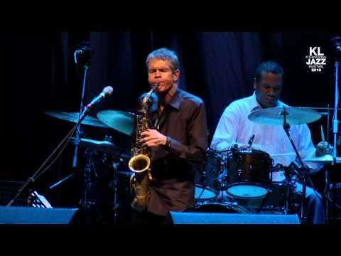 David Sanborn Band Live in KL - Maputo