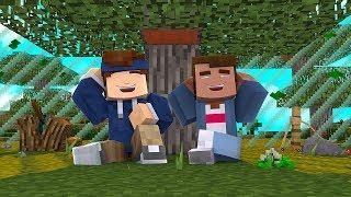 UNSERE NEUE WELT! | Minecraft Gefangen #12