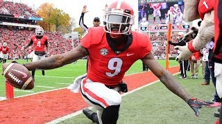 #5 Georgia Highlights Vs. Georgia Tech 2018 | CFB Week 13 | College Football Highlights 2018