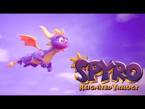 DRAGHI DADDY E COMPLETISMO - Spyro Reignited Trilogy (The Dragon) BLIND RUN