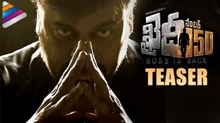 Chiranjeevi 150th Movie Khaidi No 150 Teaser  #khaidino150  Kajal Aggarwal  Ram Charan