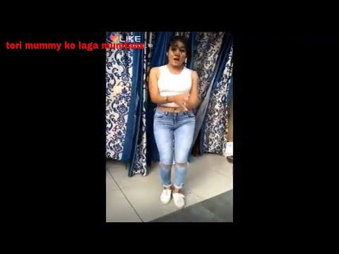 Teri Mummy Ko Lage Mumtaz L Tiktok-2019l