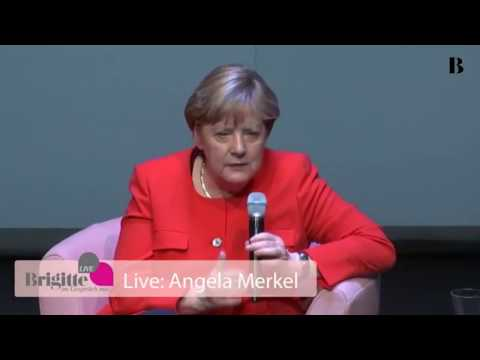 Brigitte im Gespräch mit Angela Merkel [Ehe für alle]