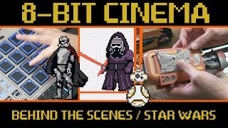 Star Wars: The Art of Sprite Building - 8-Bit Cinema Behind-The-Scenes