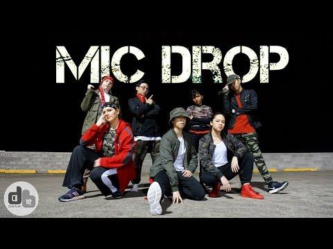 "[db Dance] BTS (방탄소년단) -""MIC Drop"" (Steve Aoki Remix) Dance Break Short Cover 댄스커버"