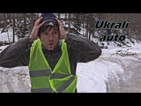 UKRALI SU MI AUTO