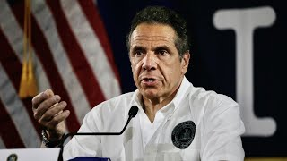 WATCH: New York Governor Cuomo delivers update on coronavirus