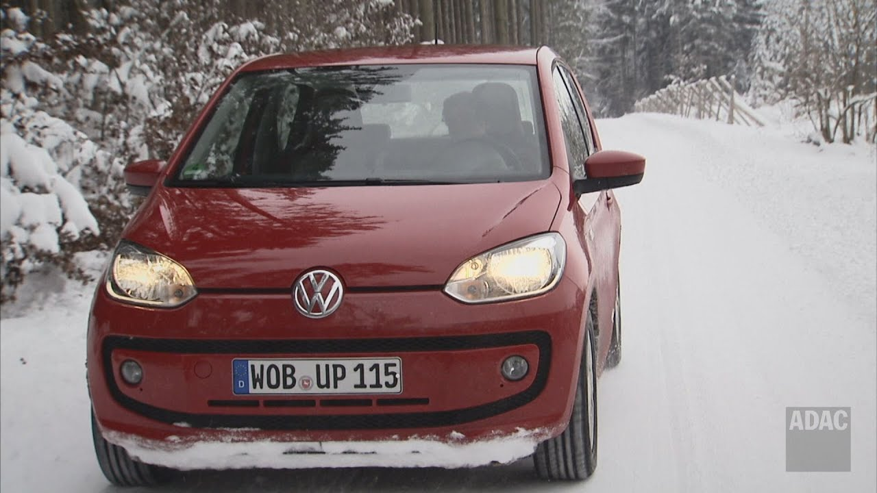 Vw Up Ecofuel Bmt Im Test Autotest 2013 Adac Youtube