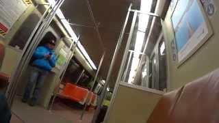 Урок сленга в метро | Washington DC