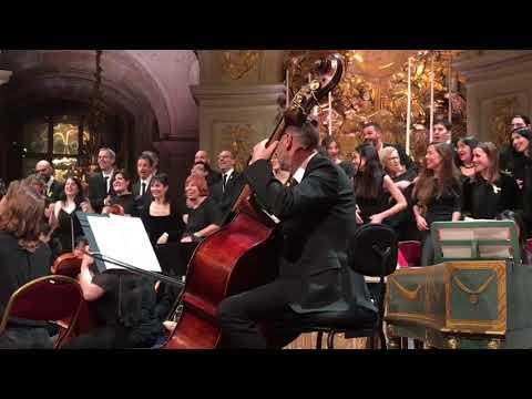 Encore Vivaldi Gloria concert Ensemble Matheus JC Spinosi @ Chapelle Royale Versailles