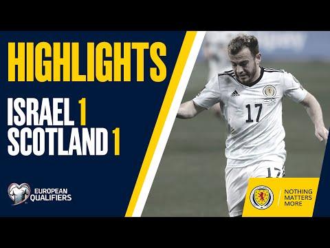 Israel Scotland Goals And Highlights