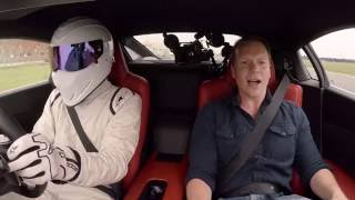 Stig Vs Honda NSX   Top Gear