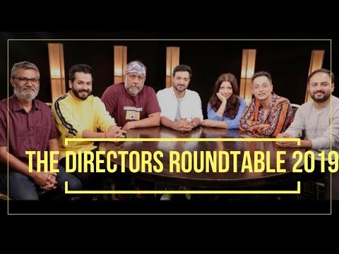 The Directors Roundtable 2019 with Rajeev Masand