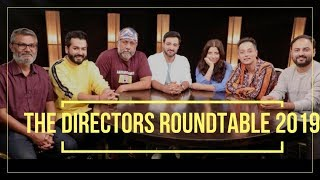 Download song The Directors Roundtable 2019 with Rajeev Masand