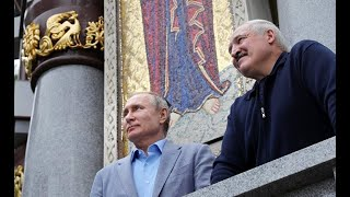 The Economist Великобритания зачем Владимир Путин повез атеиста вдревний монастырь.