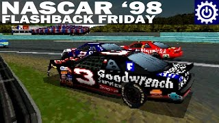 NASCAR 98 - Flashback Friday