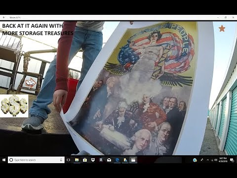 Unclaimed Storage Treasures : Units Lockers Auctions Videos