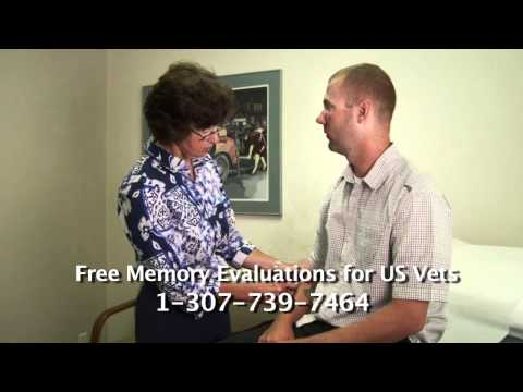 Free Memory Assessments for US Veterans at St. John's Institute for Cognitive Health