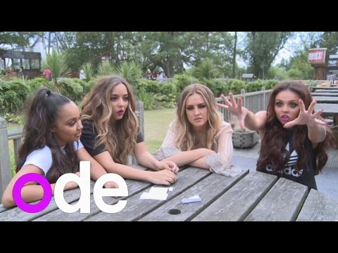 LITTLE MIX reveal hilarious Simon Cowell story Mp3