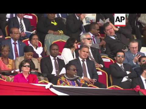 Kenyatta slams ICC on Kenyan independence day