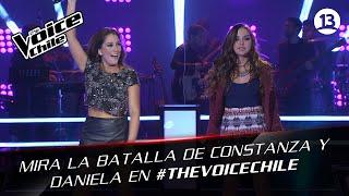The Voice Chile | Constanza y Daniela - Livin' on a prayer