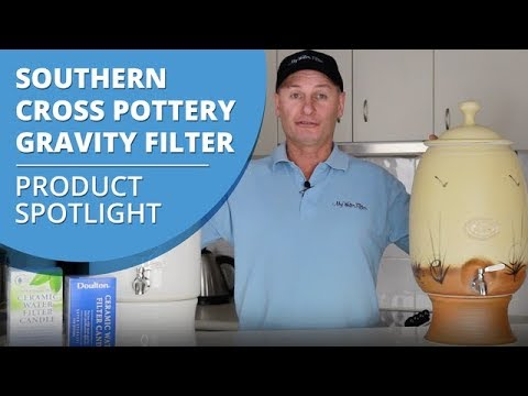 Southern Cross Pottery Gravity Fed Ceramic Stoneware Water Filters - Product Spotlight