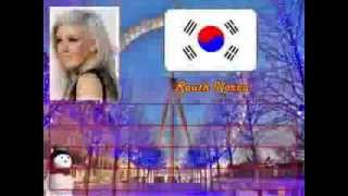 Worldvision Song Contest #7 London, United Kingdom Semi-Final 1 (QUALIFIERS)