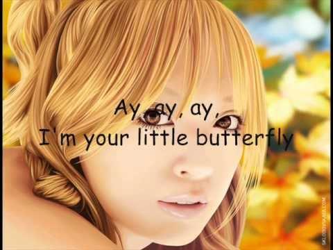 Ayumi Hamasaki Butterfly