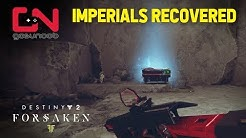 Destiny 2 - Imperials Recovered - Conflux Lost Sector on Nessus