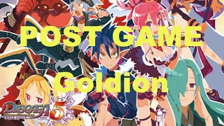 Disgaea 5: Alliance of Vengeance Post Game: Goldion and Carnage (English)
